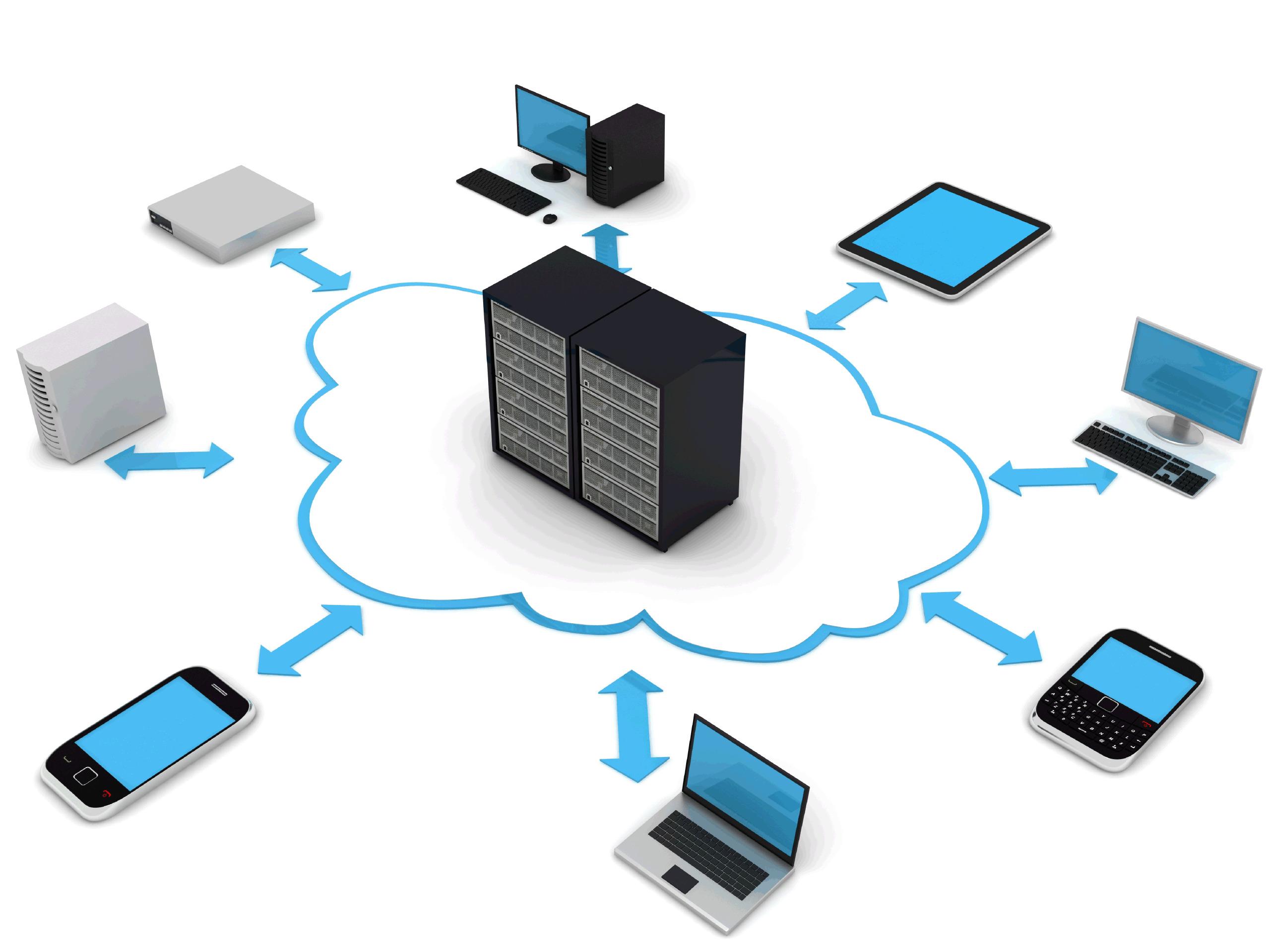 Cómo funciona un servicio de hosting